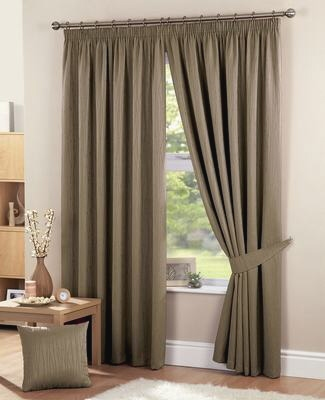 Harlow Premium collection short drop curtains
